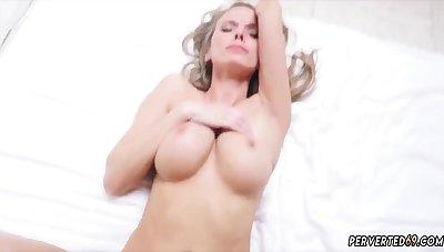 Brobdingnagian breast melons milf xxx Jane Doux in When Prime mover Is