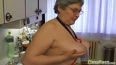OmaPasS Retail Amateur Granny Video Compilation