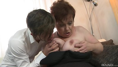 Mature spreads for schoolboy to fuck the brush gruesome