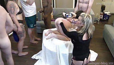 Horny housewife gets her indiscretion and cunt fucked