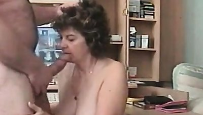 Sandie On Webcam