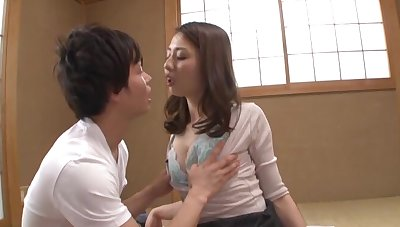 Mouldy Maeta Kanako moans while getting fucked in different poses