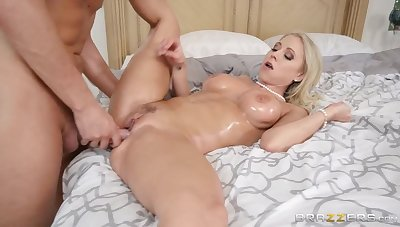 Massaged By Her Mother